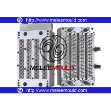 Moldes de plástico para molde de preformas para mascotas (MELEE MOLD -37)