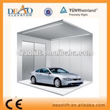 Estacionamiento del sótano Ascensor del coche