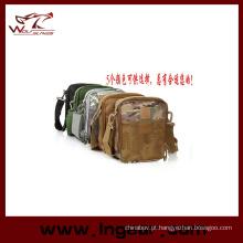 Militares diárias bolsa de ombro negócios tático do saco