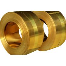 Prix des bandes de cuivre / soudure en cuivre / bande de cuivre mince