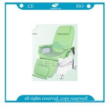 AG-XD206B Electric blood donation chair hospital used with IV stand