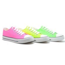 2017canvas Casual Classical Colorful Sdult Women Men Kids Shoes
