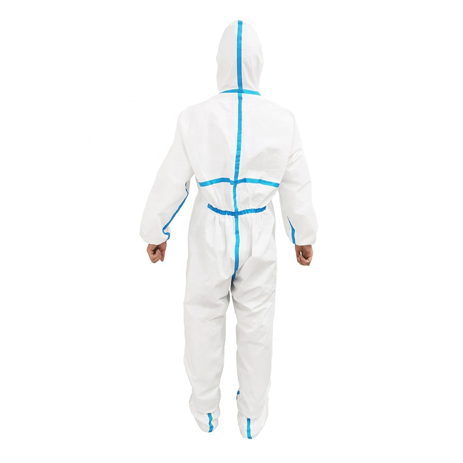Coverall Protective Suit Medical