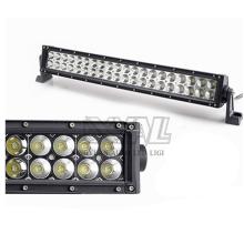 Barra de luces LED Offroad Barras de luz curvadas Punto de inundación Combo haz 3w chips 120w 180w 240w 288w 300w