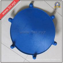 Tampas plásticas da extremidade da flange com o atacadista de 6 furos aparafusado (YZF-H117)