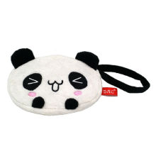 plush cartoon panda money purse