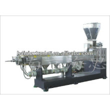 ABS/PC/POM/PP Plastic material dyeing and recycling plastic pelletizing machine