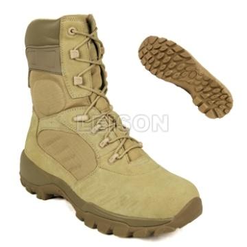 Tactical Boots de alta resistência Cow Suede / Soft e confortável