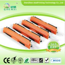 Cartuchos de tóner de color Crg129 329 729 Tóner de impresora láser para Canon Lbp7010 7018
