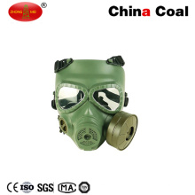 (WA25986) Air Soft Respirator Full Face Protection Gas Mask