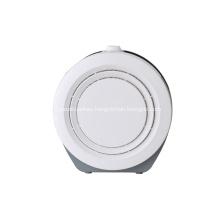 Desktop air purifier UVc lamp