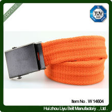 Fashion Cotton Weave Webbing Belt For Man and Woman