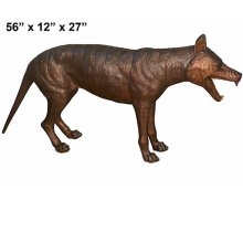 High quality Life-Size Wolf Statues