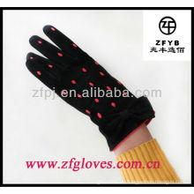 ZF100 Lady duftender Wildlederhandschuh