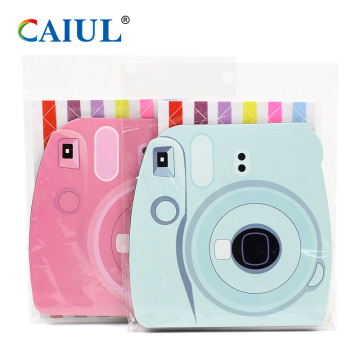 Instax Mini Camera Shape DIYフォトアルバム