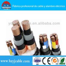 Câble de conducteur en cuivre câblé de 0,6 / 1 Kv XLPE