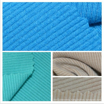 90% Polyester 10% Rib Knit for Waistband