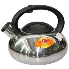 Горячая пластмассовая рукоятка свист воды чайник