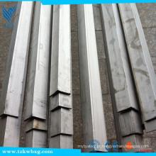 Barra de anjo de aço inoxidável ASTM 276
