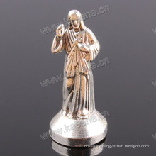 Divine Mercy Small Zinc Alloy Catholic Statue