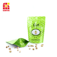 Nuts Packaging Bag Stand up pouch with zipper