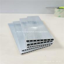 4343 tube de condenseur en aluminium de refroidissement par air pour véhicule