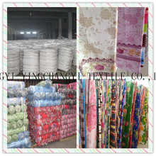Polyester and Cotton 200-240cm Width printed fabric