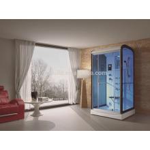 K-703 precio barato cuarto de baño baño de sauna seco baño de ducha de vapor interior