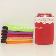 Wedding gifts neoprene 12oz can cooler bags