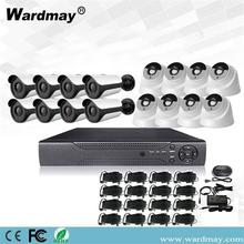CCTV 720P 16CH DVR Security Kit