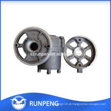 Peças mecânicas Alumínio Die Casting Electrical Shells