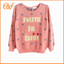 Thick Winter Pullover Neck Design For Tops Sweater Design For Girls