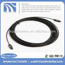 33ft Digital Optisches optisches Faser Toslink Audiokabel 10m OD 2.2mm
