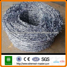 ISO9001 Shengxin factory Clôture en fil de fer barbelé