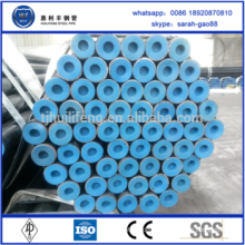 China made api seamless stainless steel pipe st42