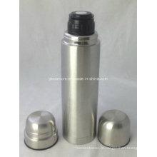 Frasco térmico de aço inoxidável de parede dupla de 500 ml