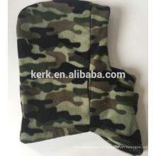 Blcak трикотажная гладкая зимняя шляпа флисовая подшлемника