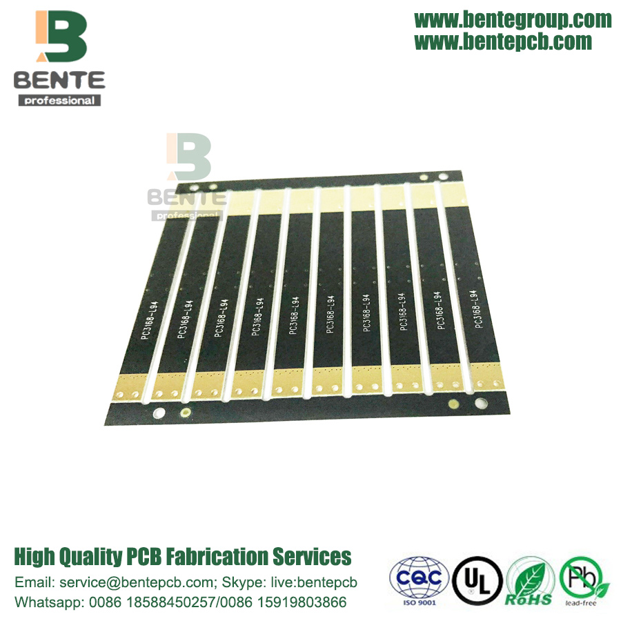 6 Layers HDI PCB By FedEx