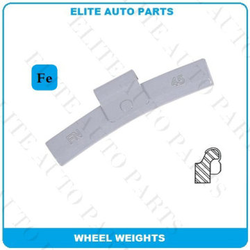 Peso do contrapeso da roda da série de Fe-Fn