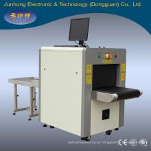 detector digital do raio X, varredor pequeno do raio X dos bens empacotados