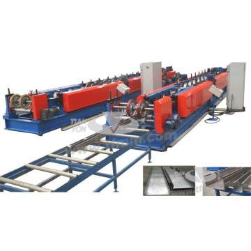 Ladder typ perforerad kabel bricka Roll Forming Machine