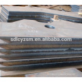 Couper des plaques d'acier épaisses et larges