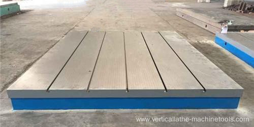 Cast iron surface plate for sale