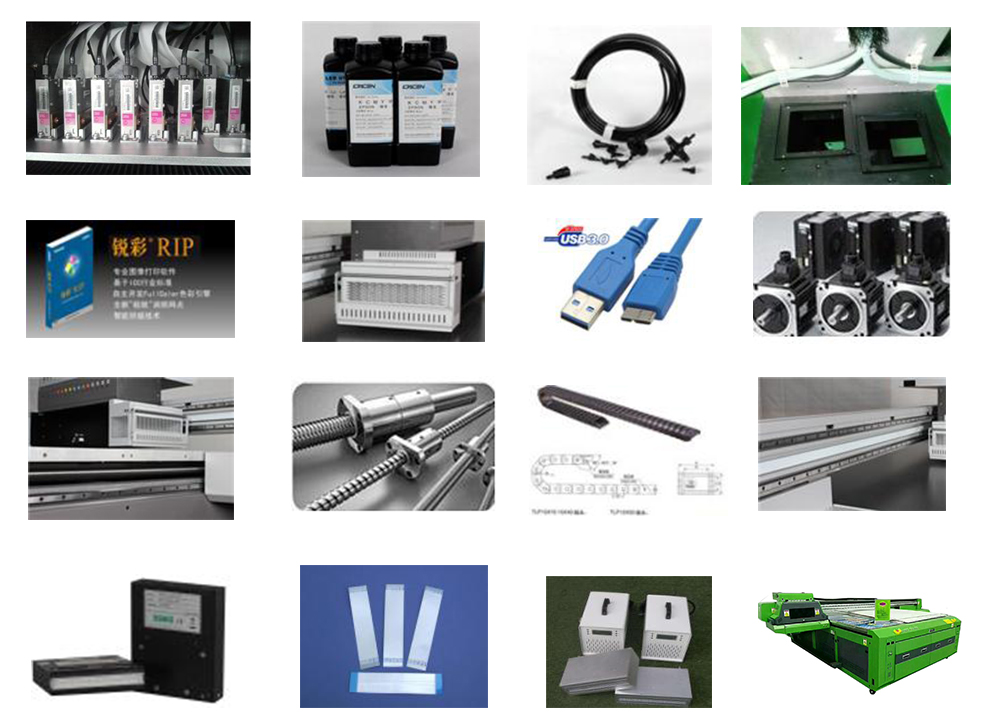 Uv Flatbed Printer spares