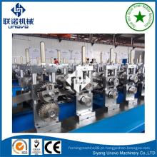 Máquina de formação de rolo de bandeja de cabos de quilha leve