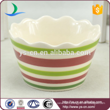 Wholesale colorful ceramic candlestick for weddings