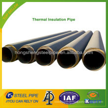 Tubulação de isolamento térmico