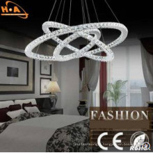 Nordic Style Lamp LED Bedroom Crystal Lamp