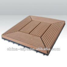 wpc exterior telha DIY
