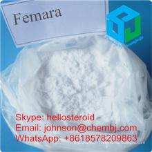 Poudre d'oestrogène de qualité supérieure d'inhibiteur d'aromatase Letroz Femara